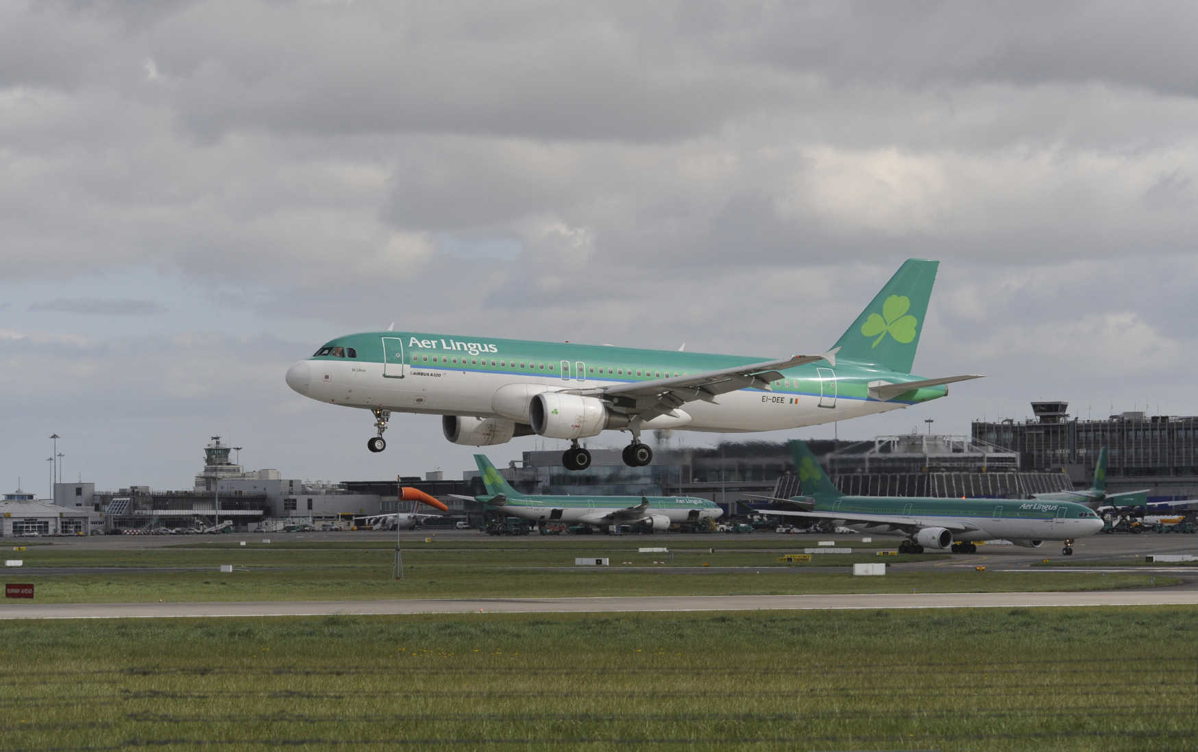 Dublin Airport T2 Guide