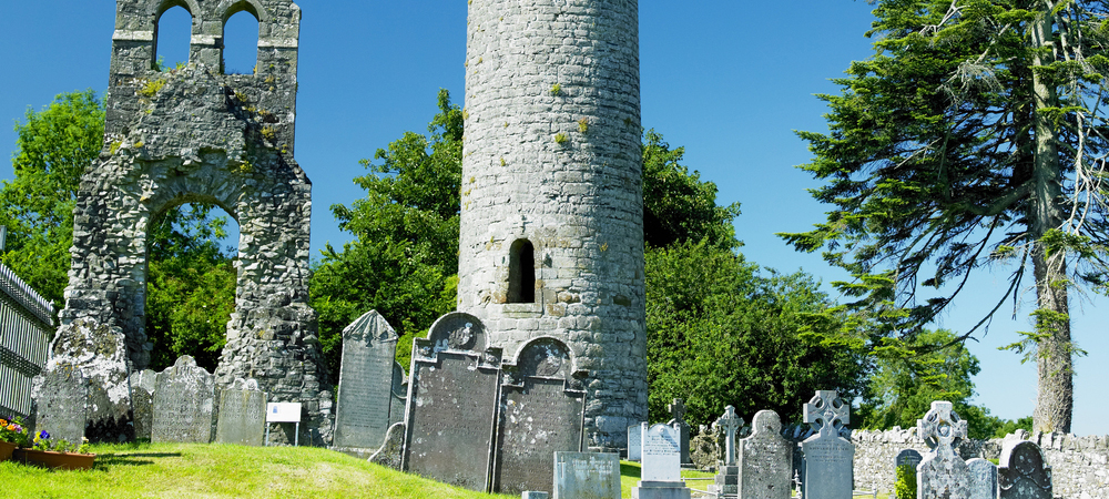 Donaghmore-Tower